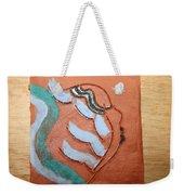Lilyanne - Tile Weekender Tote Bag