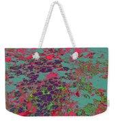 Lilypad 13 9 Weekender Tote Bag