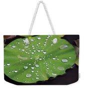 Lilypad Weekender Tote Bag