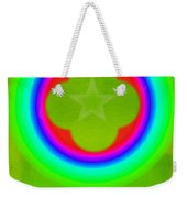 Lime Weekender Tote Bag