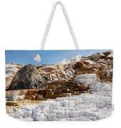 Limestone Weekender Tote Bag