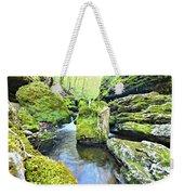 Limestone Waters Weekender Tote Bag
