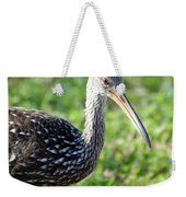 Limpkin Checking For Snails. Weekender Tote Bag