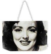 Lina Romay Weekender Tote Bag