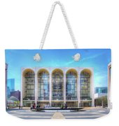 Lincoln Center Weekender Tote Bag