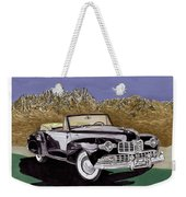 Lincoln Continental Mk I Weekender Tote Bag