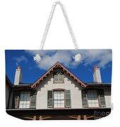 Lincoln Cottage Weekender Tote Bag