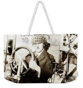 Lincoln J. Beachey March 3, 1887 March 14, 1915 Weekender Tote Bag