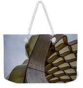 Abstract Of Peoples Gas Pavillon Weekender Tote Bag
