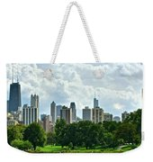 Lincoln Park Pano  Weekender Tote Bag