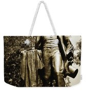 Lincoln Square Weekender Tote Bag