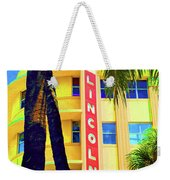 Lincoln Theatre - Sobe Weekender Tote Bag