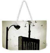 Lincolnwood Motel District Weekender Tote Bag