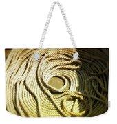 Line Coil Weekender Tote Bag