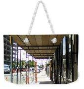 Line Weekender Tote Bag