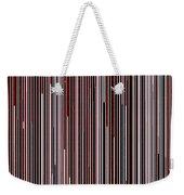 Lineal 04 Weekender Tote Bag