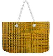 Linear Ripples 278 Weekender Tote Bag