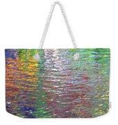 Linearized Light Weekender Tote Bag