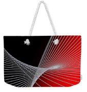 Lines -1- Weekender Tote Bag