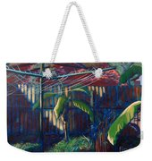 Lines And Light Weekender Tote Bag