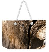 Lines Of Nature Weekender Tote Bag