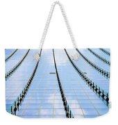 Linework Weekender Tote Bag