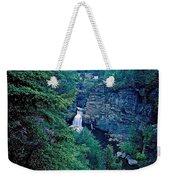 Linville Falls - North Carolina Weekender Tote Bag