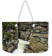 Linville Falls The Upper View Weekender Tote Bag