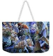 Lion Fish Weekender Tote Bag