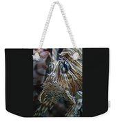 Lion Fish Profile Weekender Tote Bag