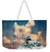 Lion In The Clouds Weekender Tote Bag