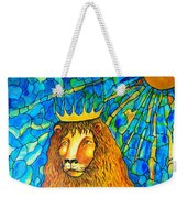 Lion-king Weekender Tote Bag