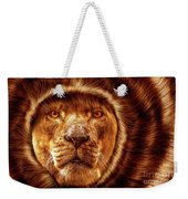 Lion Lady   -1 Weekender Tote Bag
