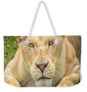 Lion Nature Wear Weekender Tote Bag