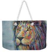 Lion No.3 Weekender Tote Bag
