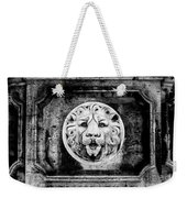 Lion Of Rome Weekender Tote Bag