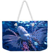 Lion Of The Deep Weekender Tote Bag