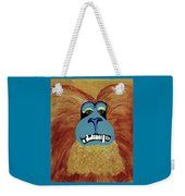 Lion-tailed Macaque Weekender Tote Bag