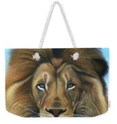 Lion - The Majesty Weekender Tote Bag