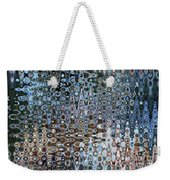 Lionfish Abstract Weekender Tote Bag by Carol Groenen
