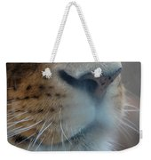 Lion's Breath Weekender Tote Bag