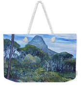 Lions Head Cape Town South Africa 2016 Weekender Tote Bag