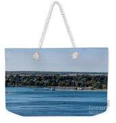 Lions Head Harbor, Ontario Weekender Tote Bag
