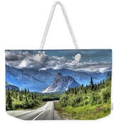 Lion's Head Mountain Weekender Tote Bag