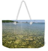 Lion's Head - Summer Afternoon On The Dock Weekender Tote Bag