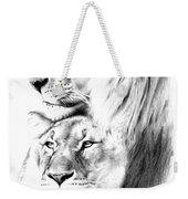 Lions Weekender Tote Bag
