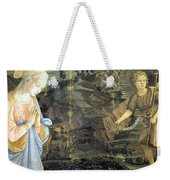 Lippi  Fra Filippo Painting Year1463 Weekender Tote Bag