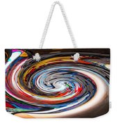 Liquefied Graffiti 4 Weekender Tote Bag