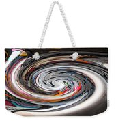 Liquefied Graffiti Weekender Tote Bag