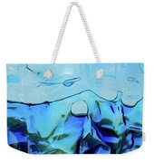 Liquid Abstract  #0059 Weekender Tote Bag